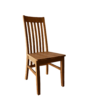 Brown Bar Chair