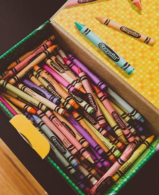 Crayons Color